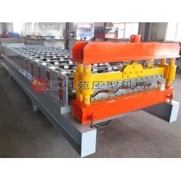 汇科苑冷弯机械生产大型集装箱板成型机设备