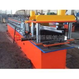 专业生产太阳能光伏支架成型机设备