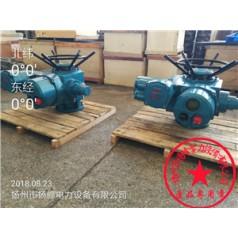 隔爆电动头DZB90-24W防爆等级BT4、CT4多款