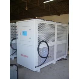 风冷模块式空调冷水机组