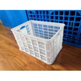 河南塑料筐梨筐530*360*310|苹果筐|蔬菜水果筐周转筐