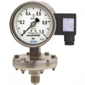 德国WIKA压力表PGT43HP.100,PGT43HP.160系列