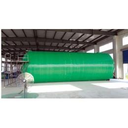 新农村改造玻璃钢化粪池 玻璃钢隔油池小型成品化粪池