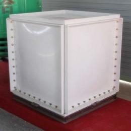 加工smc组合式水箱重量轻无锈蚀不渗漏水质好的玻璃钢水箱