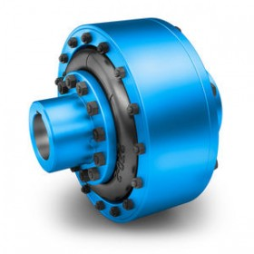 FLENDER轮胎联轴器,挖掘机用,高弹性,法兰ELPEX系列