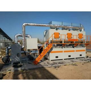 绿岛环保  催化燃烧设备 蓄热式催化燃烧设备厂家