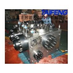 供应泰丰8000T自由锻造油压机液压系统