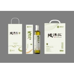 陇源红特级初榨橄榄油250ml中国橄榄城
