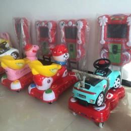 石家庄儿童投币摇摆机商用3D摇摇马摇摇车厂家