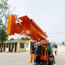 供应CFG螺旋灌注桩 15米入岩步履式长螺旋钻机