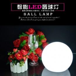 热销led发光圆球灯 防水可充电户外庭院落地景观灯 活动庆典装饰灯饰