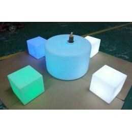 厂家直销led发光吧台 七彩智能遥控防水可充咖啡桌 散台