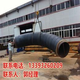 山东省潍坊市聚氨酯预制保温直埋管生产单位