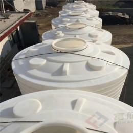 盐山富航5吨塑料桶5吨塑料储罐价格