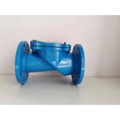 H44X橡胶瓣止回阀的特点与用途