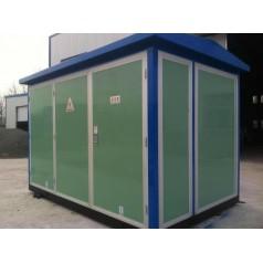 YBW-12 预装式箱式变电站 欧式箱变 高低压成套