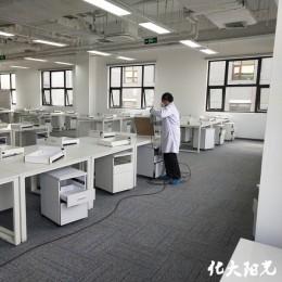 北京装修除甲醛化大阳光办公室除甲醛公司