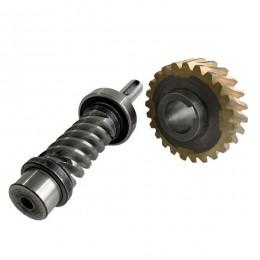 比尔德涡轮蜗杆数控零件加工供应
