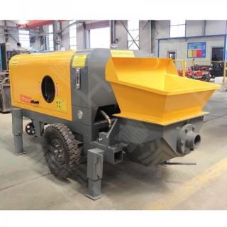 山东济宁厂家直销大骨料混凝土输送泵 二次结构浇筑泵