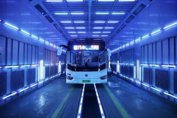 远紫外线系统来帮助净化城市中的公共交通系统