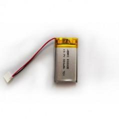 602035 3.7v 380mah聚合物锂电池蓝牙音箱消毒盒tws充电仓锂电池