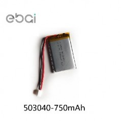 聚合物锂电池503040美容仪空气净化器 丰胸仪