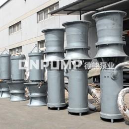 河道湖泊快速排水轴流泵制造商