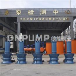 500QZB潜水轴流泵天津供应商