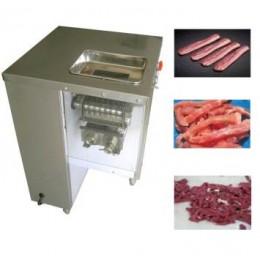 面筋切块机 小型切韭菜段机 不锈钢切海带丝机