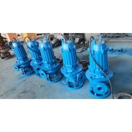 NSQ50-200口径矿用抽砂泵潜水耐磨低噪音振动渣浆泵