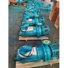 NSQ无堵塞铸铁化工用渣浆泵可定制电压全保高性能潜水泵