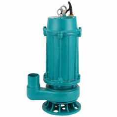 0.55千瓦WQD4-10-0.55S医院用低功率丝口排污水泵