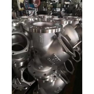上海Y型不锈钢过滤器-Y型过滤器现货出售