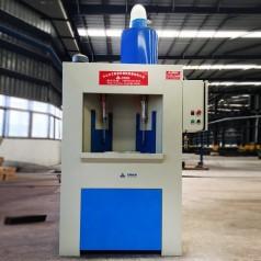 中山喷砂机生产厂家 供应转台式干式全自动喷砂机