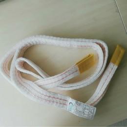 河北白色吊装带-2吨3米起重吊带-3吨5米-10T*6m