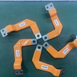 铜排PVC浸塑加工 五金件包胶