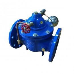 100X遥控浮球阀的工作原理与安装