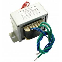 山东工厂加工工频变压器EI66-40W50/60HZ变压器定制